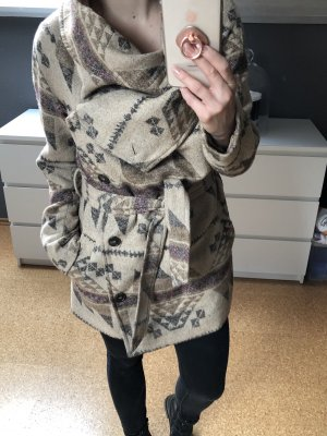 Takko Coat multicolored