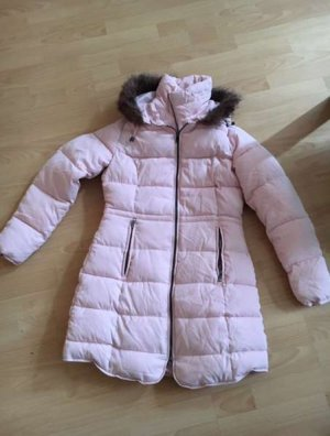 Down Coat pink-light pink