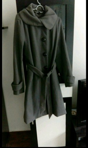 Coat Dress grey