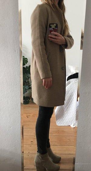 Esprit Manteau en laine multicolore laine
