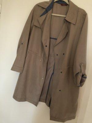 Mantel braun