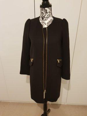 Mantel Business Elegant schwarz Gold