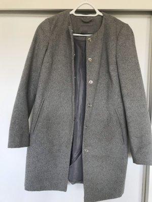Vero Moda Abrigo de lana gris