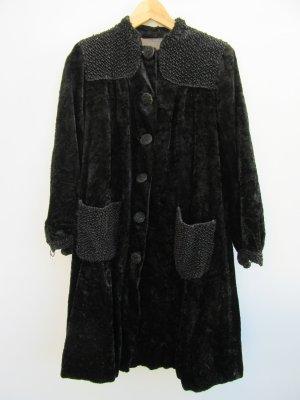 Vintage Pelt Coat black