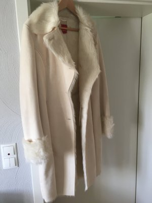 Esprit Cappotto bianco sporco-crema