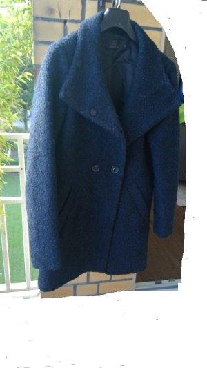 Only Winterjas donkerblauw