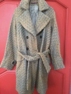 Comptoir des Cotonniers Fleece Coats grey-beige