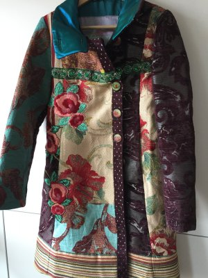 Mantel desigual - tolle Farben und Muster