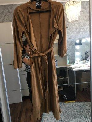 Wraparound Jacket brown-light brown