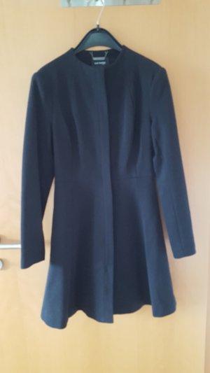 Orsay Robe manteau bleu foncé