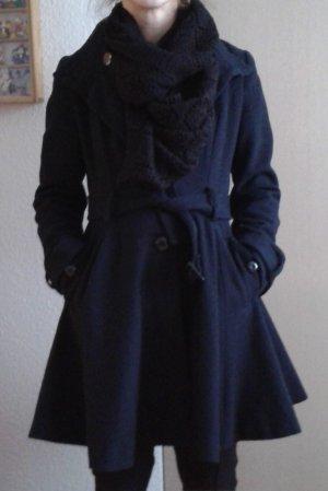 Mantel, dunkelblau von ASOS