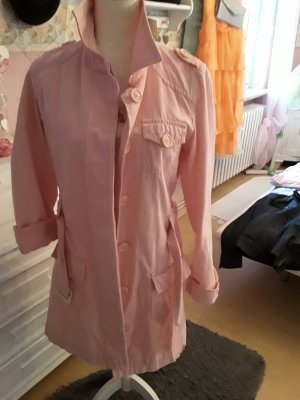 edc by Esprit Trench rosa chiaro