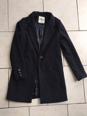 Mantel elegant dunkelblau neu