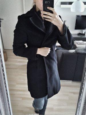 More & More Veste longue noir