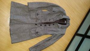 Mantel gemustert