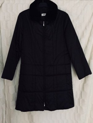 Mantel Gerry Weber schwarz Gr. 40 Coat Jacke Winter
