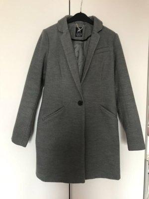 Accessorize Between-Seasons-Coat grey