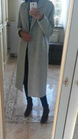 Mantel grau neu und ungetragen!