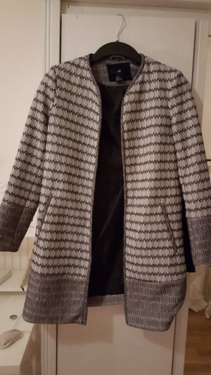 Mantel Grau von H&M.