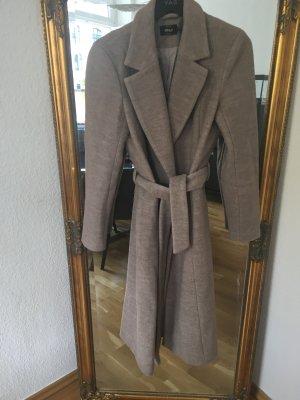 Mantel Größe M taupe Wintermantel Übergangsmantel