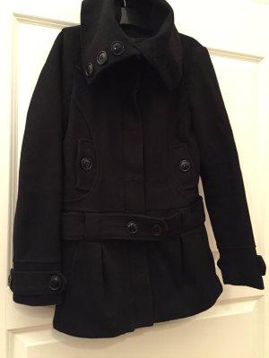 Mantel H&M, Wintermantel, S, NY, schwarz, super Zustand