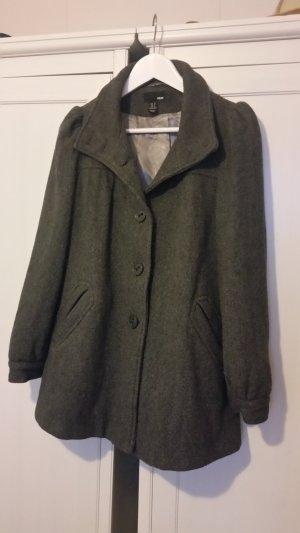HM Pea Jacket grey