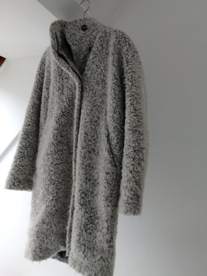 Samsøe & samsøe Manteau d'hiver gris clair
