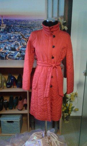 HUGO Hugo Boss Gabardina tipo vestido rojo
