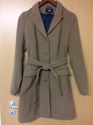 Mantel in braun von H& M
