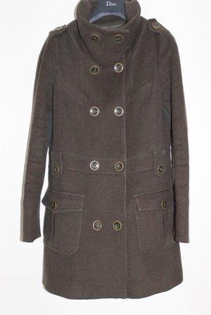 Mantel in Militärlook von Mango. Größe 38