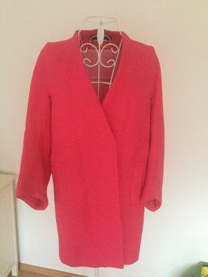 Mantel in Pink von Zara