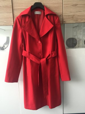 Trench rosso