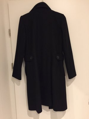 Mantel in schwarz S