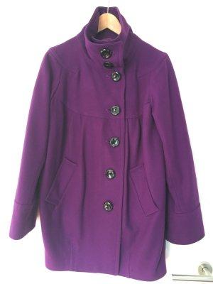 Mantel in sehr schöner auffälligen Farbe Oversized Gr. S