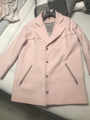 Mantel Jacke Damen Übergangsjacke Rose
