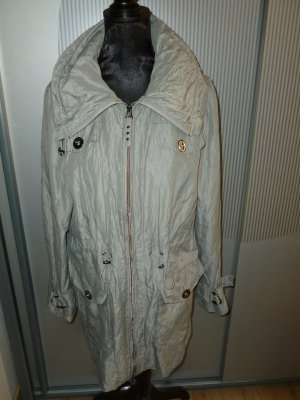 Mantel Jacke grau Adagio