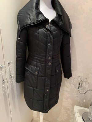 Mantel Jacke Parker  Orsay gr 38 schwarz