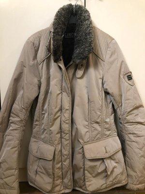 Mantel Jacke von Cinque mit Fell