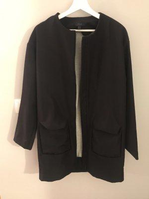 COS Manteau d'hiver noir