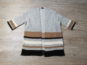 Yessica Short Sleeve Knitted Jacket multicolored
