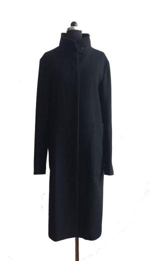 Mantel JIL SANDER schwarz - Wollmantel