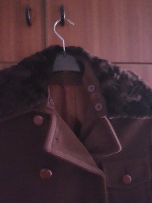 Mantel K. L .Cashmere und Wolle