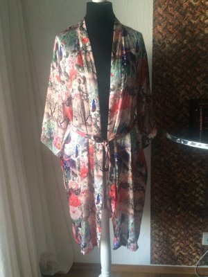 Coat Dress multicolored polyester
