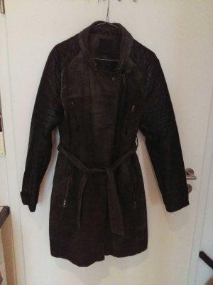 Mantel knielang Größe 42