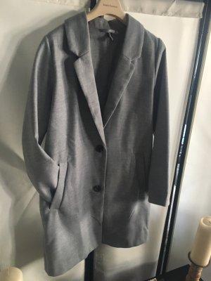 H&M Studio Abrigo corto gris claro