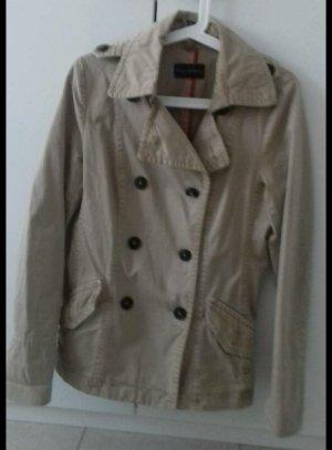 Mantel Kurzmantel Jacke von Marc O´Polo Größe S / 36 creme