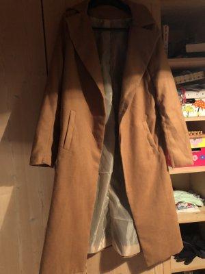 Mantel lang neuwertig