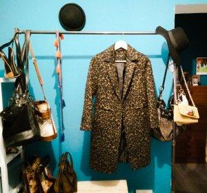 Mantel Leopard New Look