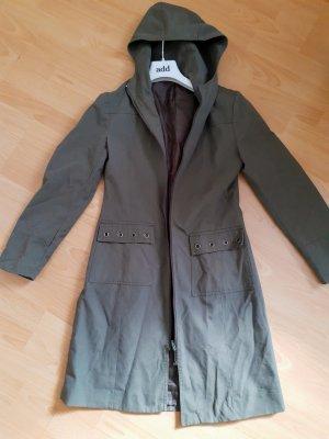 Mantel Longjacke