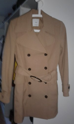 Mango Short Coat camel